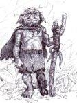 Mito peruano de el duende del puquio
