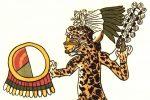 El mito olmeca de la creación: Hombre y Bebé Jaguar