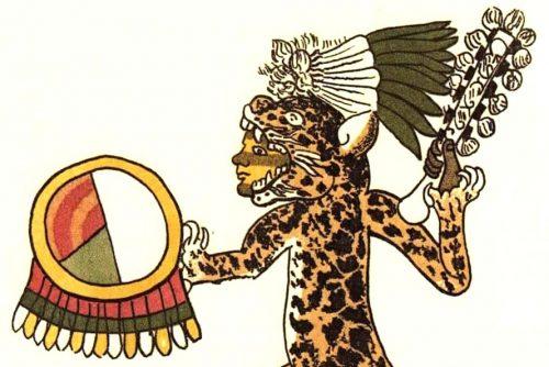 Hombre Jaguar
