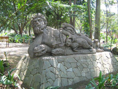 La Madremonte: mito colombiano - Mitos colombianos cortos