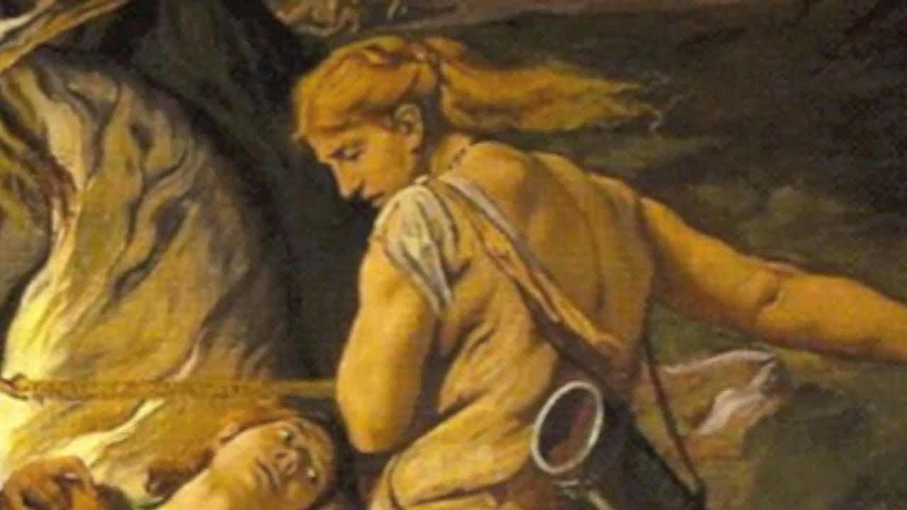 Mitos griegos p gina 2 de 2 mitos cortos for En la mitologia griega la reina de las amazonas