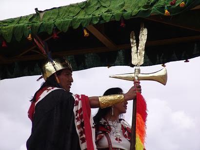 Leyenda Inca