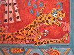 El mito de la lucha entre los jaguares del amanecer y los jaguares del anochecer