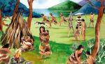 Mito Chileno de la creación entre los atacameños