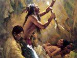 Mito wichi de los hombres de la enfermedad