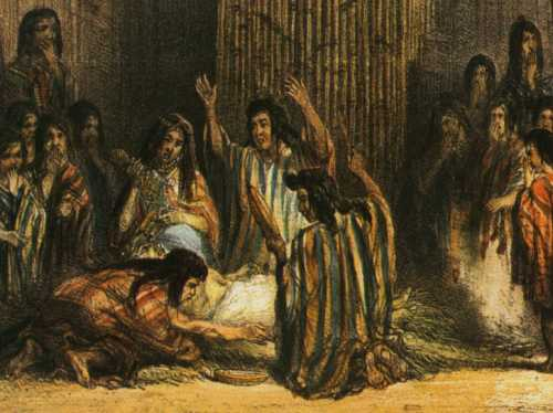 Mito chileno sobre la muerte del ser humano