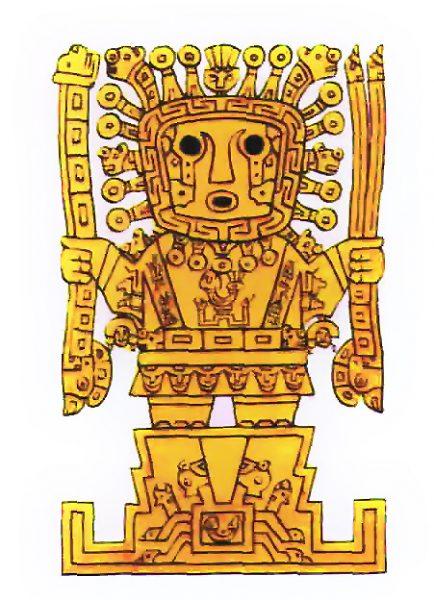 Mito Inca De La Creación Del Mundo Y El Hombre Mitos