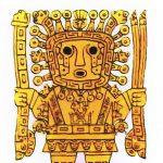 Mito inca de la creación del mundo y el hombre