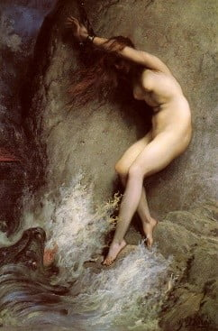 Mito griego de Andrómeda