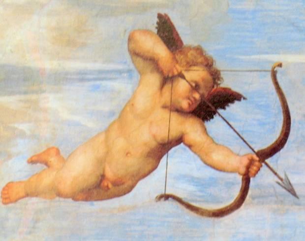 Mito romano de Cupido