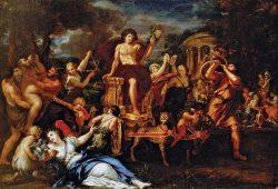 Mito de dioniso