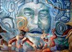 Mito mexicano de Ixchel e Itzamná