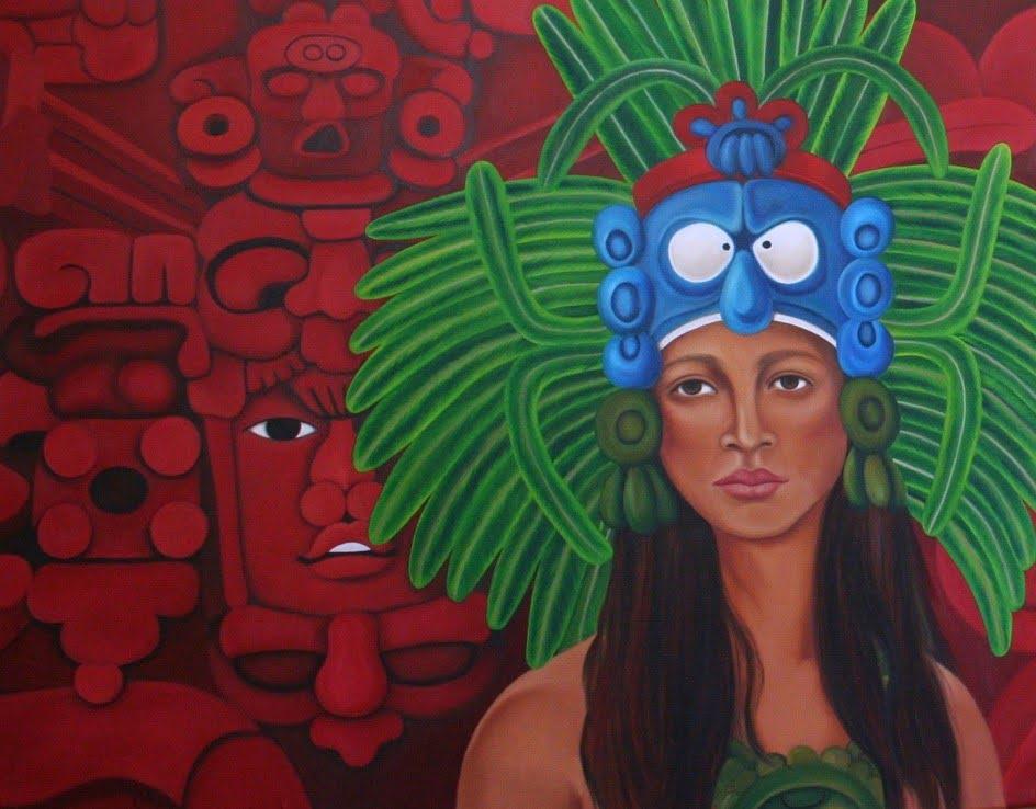 Mito de la joven ixtabay