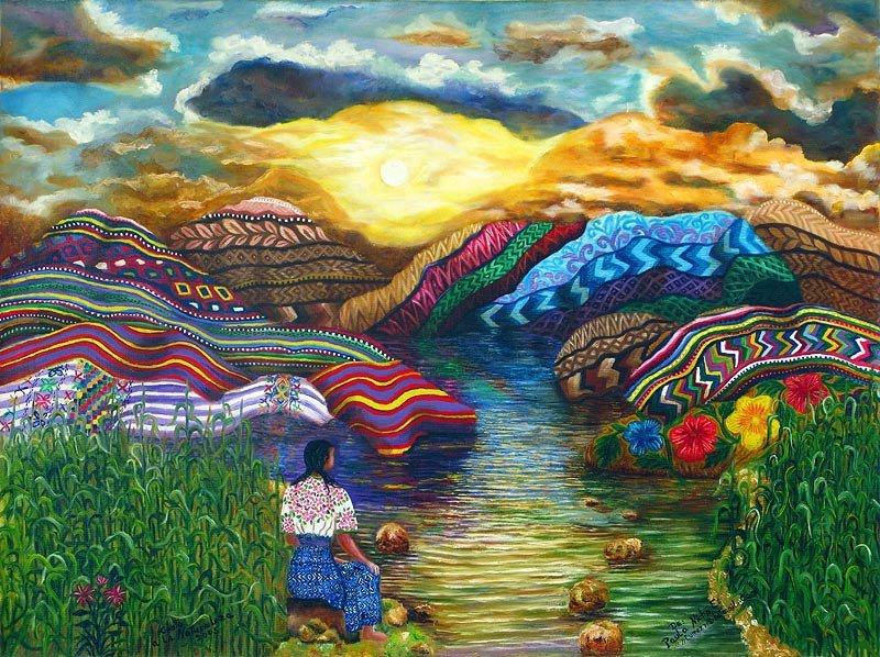Mito ecuatoriano de la creación y la Pacha Mama
