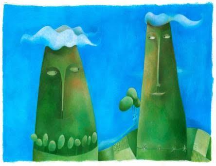 Mito de los cerros y la mama tungurahua