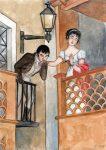 Mito del callejon del beso