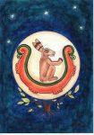 El mito del conejo en la Luna