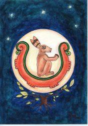Mito del conejo y la luna