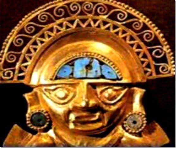 Mito del dios inti
