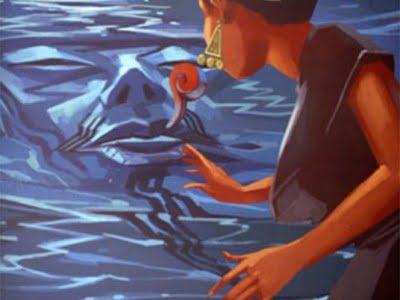 Mito del lago zirahuén