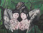 Mito peruano de pájaro Ayaymama