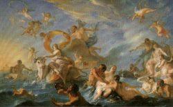 Mito griego del rapto de Europa