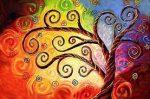 Mito africano el lobo y el árbol parlante