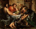 Mito griego de Filemón y Baucis