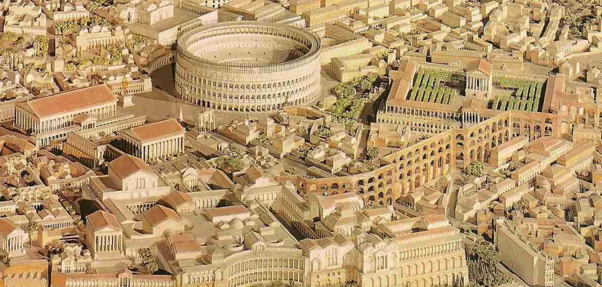 Mito romano sobre la fundación de Roma
