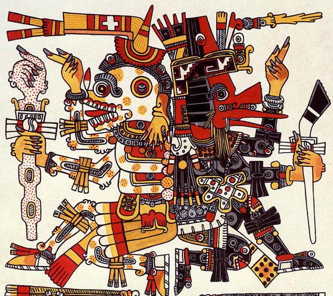 Mito Mexicano De Quetzalcoatl