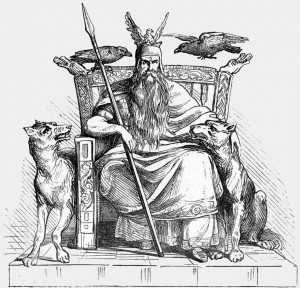 El mito de Odín