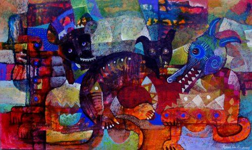 La Leyenda Mexicana De Los Nahuales Magia Negra Y Animales Mitos