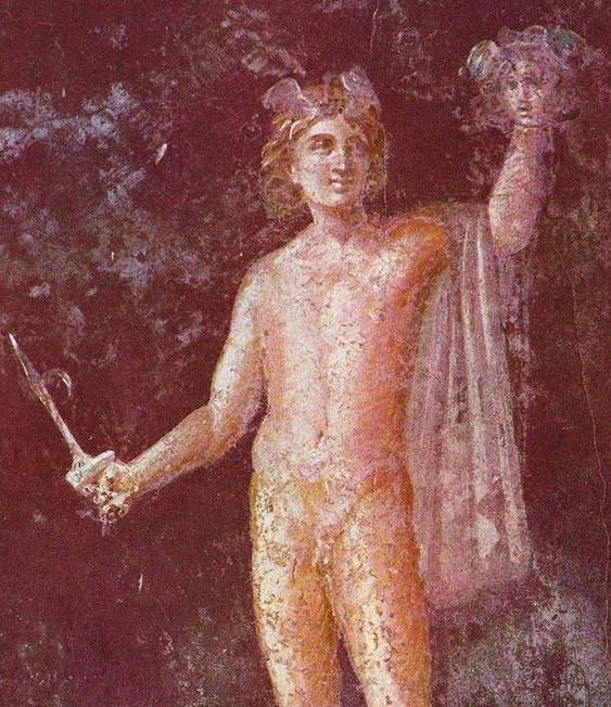 El mito griego de Perseo